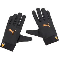 Valencia CF Field Player Gloves - Black