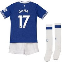 Everton Home Infant Kit 2018-19 with Gana 17 printing