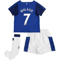 Everton Home Infant Kit 2017/18 with Bolasie 7 printing