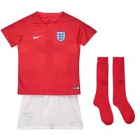 England Away Stadium Kit 2018 - Infants