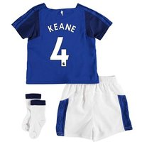 Everton Home Baby Kit 2017/18 with Keane 4 printing