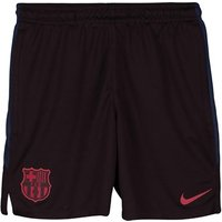Barcelona Strike Training Shorts - Red - Kids