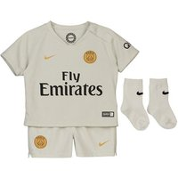 Paris Saint-Germain Away Stadium Kit 2018-19 - Infants