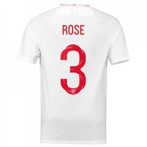 England Home Stadium Shirt 2018 with Rose 3 printing All items