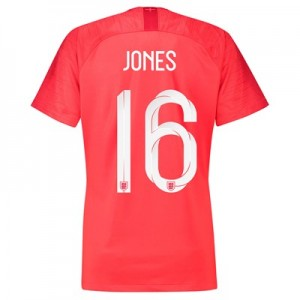 England Away Stadium Shirt 2018 – Womens with Jones 16 printing All items