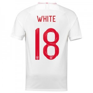 England Home Stadium Shirt 2018 with White 18 printing All items