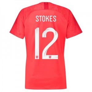 England Away Stadium Shirt 2018 – Womens with Stokes 12 printing All items