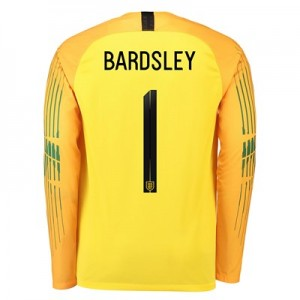 England Goalkeeper Stadium Shirt 2018 with Bardsley 1 printing All items