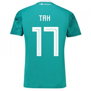 Germany Away Shirt 2018 with Tah 5 printing All items