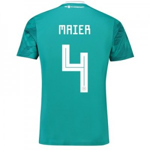 Germany Away Shirt 2018 with Maier 4 printing All items