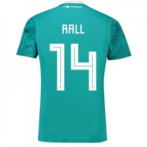 Germany Away Shirt 2018 with Rall 14 printing All items