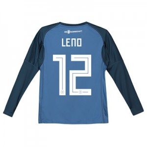 Germany Home Goalkeeper Shirt 2018 – Kids with Leno 22 printing All items