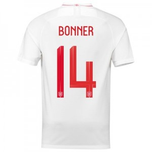 England Home Stadium Shirt 2018 – Mens with Bonner 14 printing All items