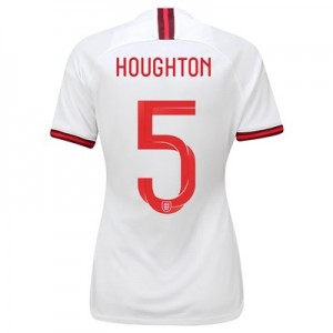 England Home Stadium Shirt 2019-20 – Women's with Houghton 5 printing All items