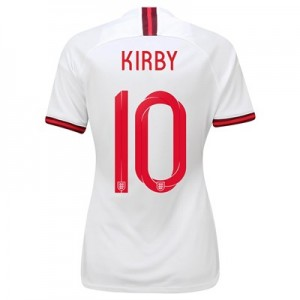 England Home Stadium Shirt 2019-20 – Women's with Kirby 10 printing All items