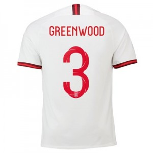 England Home Stadium Shirt 2019-20 – Men's with Greenwood 3 printing All items