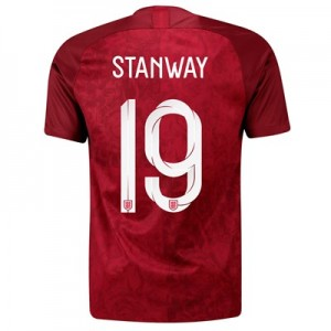England Away Stadium Shirt 2019-20 – Men's with Stanway 19 printing All items