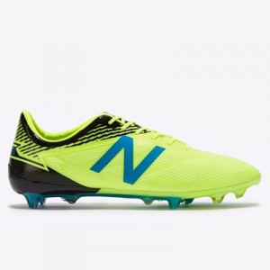 New Balance Furon 3.0 Mid Firm Ground Football Boots – Yellow All items