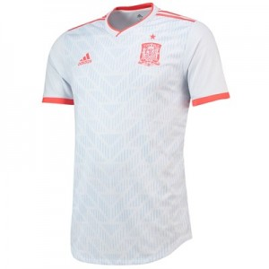 Spain Authentic Away Shirt 2018 All items
