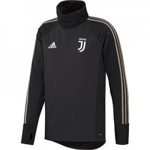 Juventus Training Warm Top – Black All items