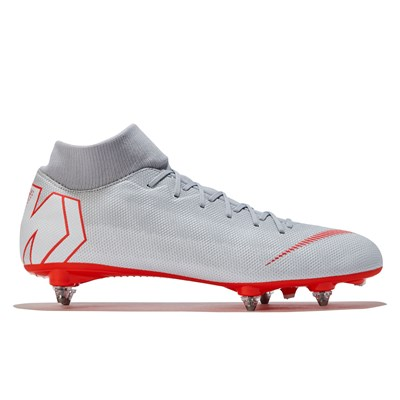 Nike Mercurial Superfly 6 Academy Soft Ground Football Boots – Grey All items