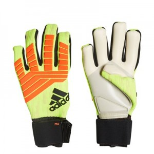adidas Predator Pro Goalkeeper Gloves – Yellow All items