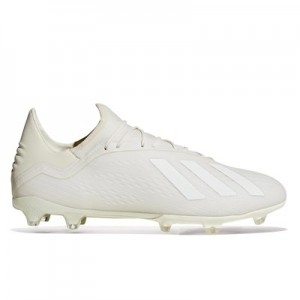 adidas X 18.2 Firm Ground Football Boots – White All items