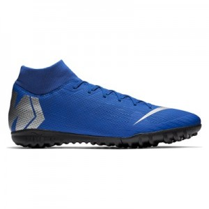 Nike MercurialX Superfly 6 Academy Astroturf Trainers – Blue All items