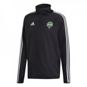 Seattle Sounders Warm Up Top – Black All items