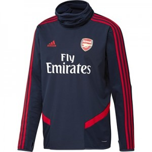 Arsenal Training Warm Top – Navy All items
