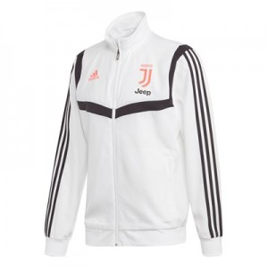 Juventus Pre Match Jacket – White All items