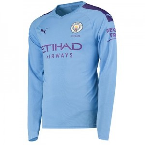 Manchester City Home Shirt 2019-20 – Long Sleeve All items