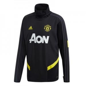 Manchester United Training Warm Top – Black All items