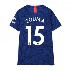 Chelsea Home Vapor Match Shirt 2019-20 - Kids with Zouma  15 printing