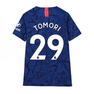 Chelsea Home Vapor Match Shirt 2019-20 - Kids with Tomori 29 printing