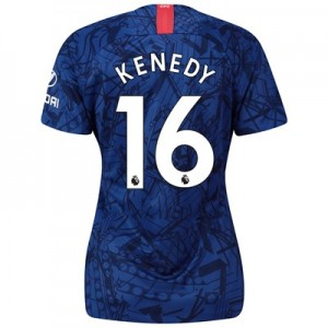 Chelsea Home Stadium Shirt 2019-20 - Womens with Kenedy 16 printing