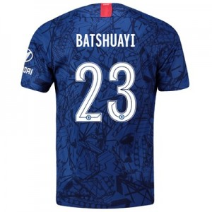 Chelsea Home Cup Stadium Shirt 2019-20 with Batshuayi  23 printing