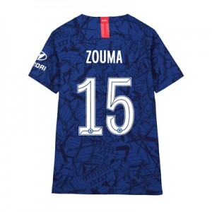 Chelsea Home Cup Vapor Match Shirt 2019-20 - Kids with Zouma  15 printing