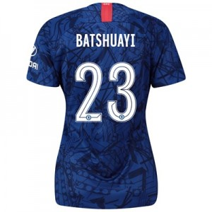 Chelsea Home Cup Stadium Shirt 2019-20 - Womens with Batshuayi  23 printing
