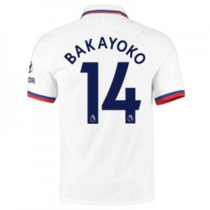 Chelsea Away Vapor Match Shirt 2019-20 with Bakayoko  14 printing