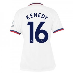 Chelsea Away Stadium Shirt 2019-20 - Womens with Kenedy 16 printing