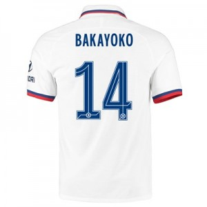 Chelsea Away Cup Vapor Match Shirt 2019-20 with Bakayoko  14 printing