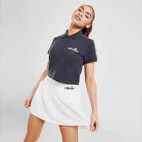 Ellesse Pipe Crop Polo Shirt - Navy - Womens