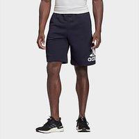 adidas LOUNGEWEAR Must Haves Badge of Sport Shorts - Legend Ink  - Mens