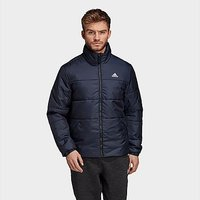 adidas BSC 3-Stripes Insulated Winter Jacket - Legend Ink - Mens